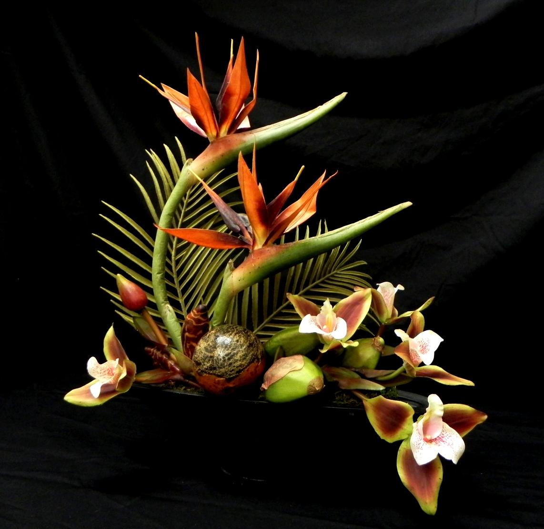 Asian Flowers Flower Arrangements And Floral
